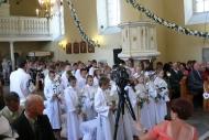 I Komunia Święta w parafii - 2011