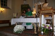 Kleryk w naszej parafii.
