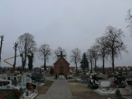 Prace na cmentarzu 2016