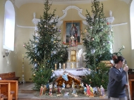 Przygotowania do Bożego Narodzenia 2015